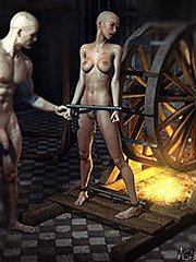 The Inquisition Part 7 - They should learn to obey orders by Agan Medon